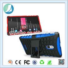 PC TPU Kickstand Hybrid Case for Nokia XL