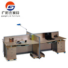The convenience position used office wall partition with glass screen