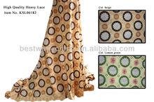 african guipure lace fabric Super Korean Voile Cotton Lace For Wedding KSL6182