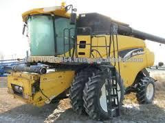 Máquinasagrícolas: debulhadora new holland cr940