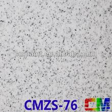 CMZS-76 Hot sale moorstone texture interior & exterior wall spray paint