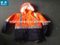 Oem camuflaje militar oxford moda a prueba de agua impermeable de alta resistencia traje de lluvia