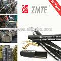 R13 mangueira flexível/borracha mangueira ondulada/alta pressão mangueira hidráulica para máquina de friso
