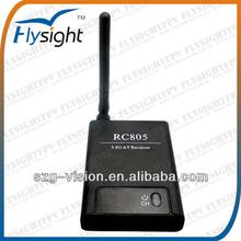 G032 rc805 flysight primeira pessoa vista fpv wireless av sem fio universal receptor de controle remoto para mini baratos rc nitro gás caminhões, carro
