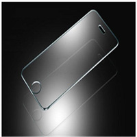 2014 New arrival cell phone accessory tempered glass screen protector for Iphone5/5S/5C