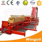 oil and gas drilling pipe hydraulic catwalk , workover rig for sale
