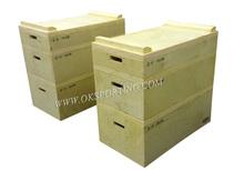 Crossfit professional Wooden jerk box