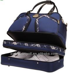 Triple layer foldable golf bag golf travel bag 2014 factory SBS3706