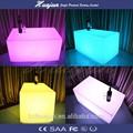 Fancy led rgb mesa/rcb café tabela mudar a cor do produto