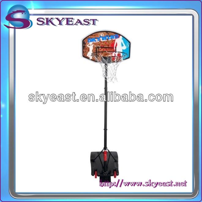 Portable Outdoor Basketball Court