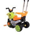 2014 nuevo estilo eléctrico de los niños pequeños de montar a caballo del coche
