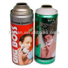 empty aerosol can manufacture gas aerosol can