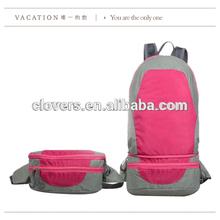Waterproof foldable backpack
