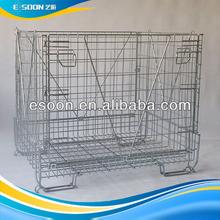 XIAMEN E-SOON brand Steel Storage Mesh Cage