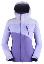 Women's Waterproof Windproof Breathable Outdoor Jacket
