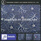 [Polyester/Nylon Eco-friendly Lace Gabric] 2014 Baju Kurung Modern with Lace Fabric