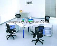 hot selling design office staff desk set / office table set