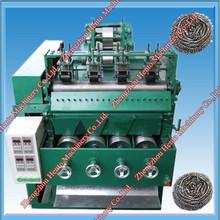 Stainless Steel (2/3/4 balls) Scourer Making Machine