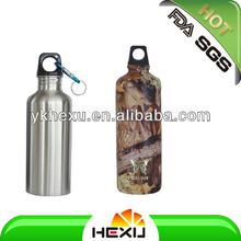 600ml Air transfer printing metal drink bottle