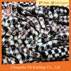 Knitted Flannel Fleece/Big Flower Flannel Fleece