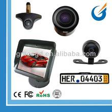 Grace Tech 2014 HOT Sale Reversing Car Rearview 360 Degree Car Camera System