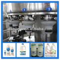 Full Automatic Aluminuim folha de leite / suco enchimento e vedação da máquina