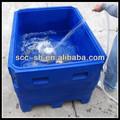 Peixe vivo transportes, live fish recipientes