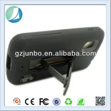 2014 New Arrial China Wholesale Robot Kickstand Hybrid Case for Lg Nexus 4 E960