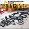 2013 G-Class Restyling G65 Bodykit with Fenders Flares & Front Grill For Mercedes Benz W463 G500 G55 G65