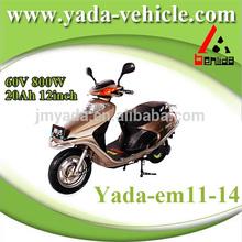 Yada em11-14 60v 800w 20ah 12 polegadas hotsell barato ciclomotores para venda