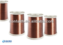 AWG SWG polyester enamelled manganin resistance wire