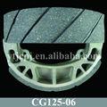 freno de zapato para CD70 Motocicleta