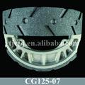de haute qualité cg125 motor cycle sabot de frein