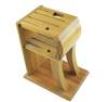 2014 hot selling eco-friendly bamboo wood knife blocks knife holder
