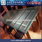 China Glass/Granite Translucent Countertops Kitchen Utility Table