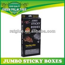 mouse glue traps(jumbo black pliastic board )