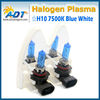 2014 New products plasma halogen bulb,H10 12v 42w 7500K auto plasma halogen lamp