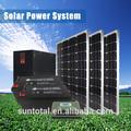5kw soalr gerador solar preço barato sistema de sistema de energia solar