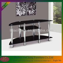 Modern Glass TV Wall Units/TV Shelf Unit Stand