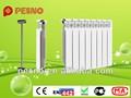 bimetal agua caliente panel de radiadores para la calefacción para el hogar