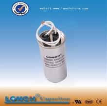 CBB80 halide lamp compensation running capacitor