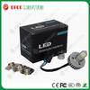 2014 Factory diret sell 15w 1600Lumen 8-36V H4. H6. H7 12v led motorcycle lamp moto light for cg125