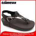 el más nuevo estilo del dedo del pie abierto zapatos de cuña para las mujeres sandalias de gladiador botas de verano