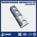 Round Edge Silver Aluminium Trim for Tile