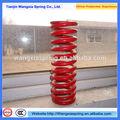 Helicoidal de compresión de aguas termales