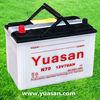 12V70AH Super Long Life Lead Acid Dry Charged Car Battery N70
