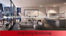 3D interior rendering /3d max interior rendering
