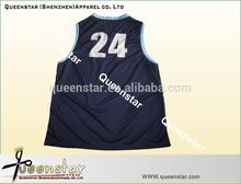 custom basketball top