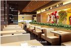 Modern restaurant furniture project provider Guangzhou(FOH-XM03-22)