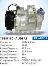 Denso Compressor Parts Of 7SBU16C for A8,V8 447170-6340 Kompressor